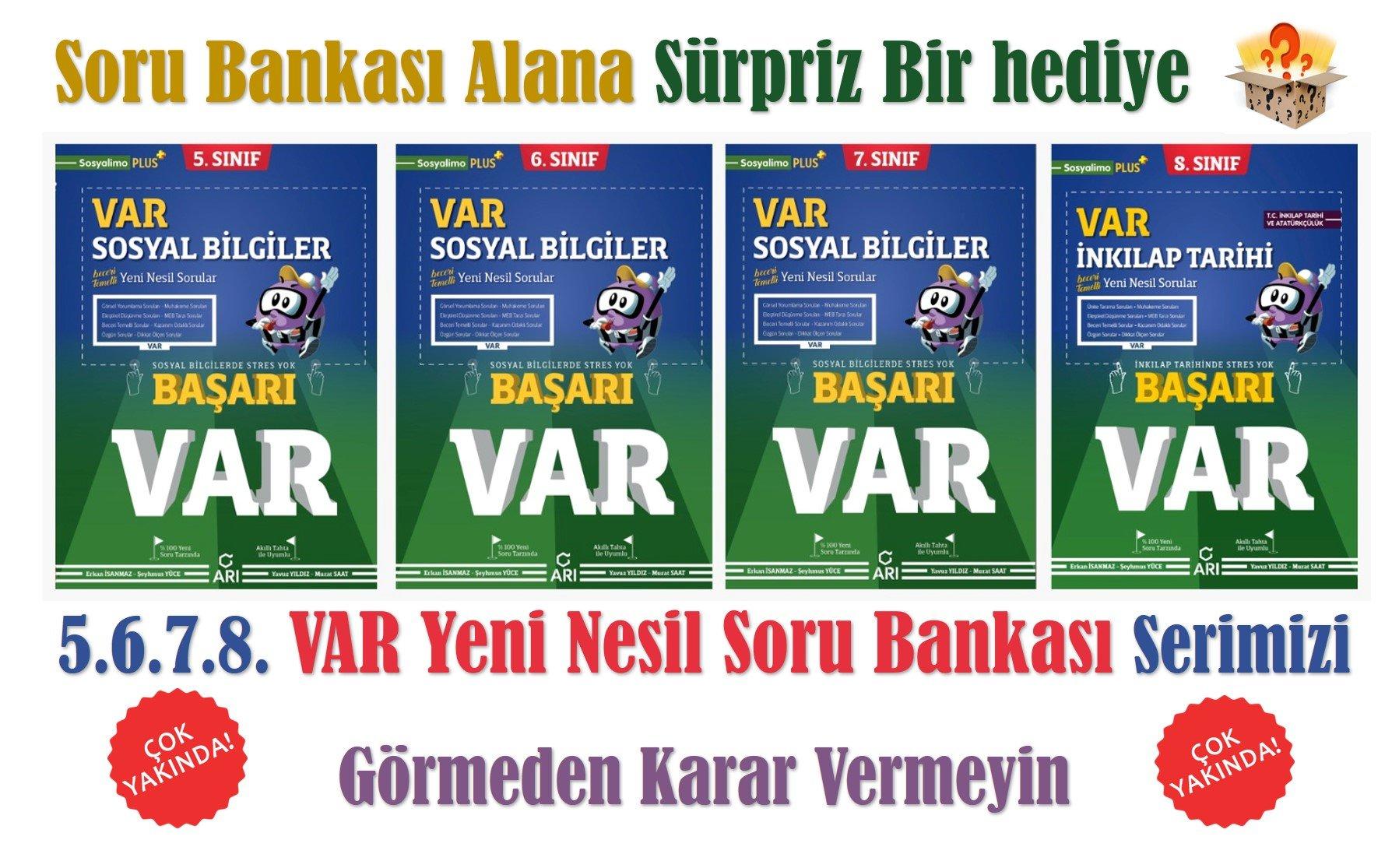 VAR SERİSİ